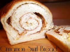 Cinnamon Swirl Bread   Who Needs A Cape? #cinnamon #baking #homemadebread #breakfastideas