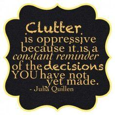 Clutter Clamor - Cultivate Grace