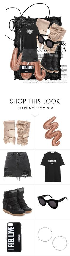 """Untitled #9"" by kajsasjostrom on Polyvore featuring Violet Voss, Ksubi, Givenchy, Étoile Isabel Marant, CÉLINE and Miss Selfridge"