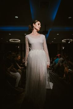 Bridal Fashion Show Betsy Couture.