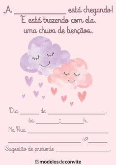 Cute Love Quotes, Baby Art, Galaxy Wallpaper, Alice, Crafts For Kids, Baby Shower, Invitations, Instagram, Cards
