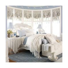 Ralph Lauren Home Rosecliff Bed Collection