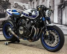 "8,403 Likes, 136 Comments - CAFE RACER caferacergram (@caferacergram) on Instagram: ""@caferacergram by CAFE RACER #caferacergram # Yamaha XJR1300 by Motorrad Klein #motorradklein…"""