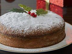 Greek Sweets, Greek Desserts, Greek Recipes, Cake Frosting Recipe, Frosting Recipes, Vasilopita Cake, Sweets Recipes, Cake Recipes, Food Network Recipes