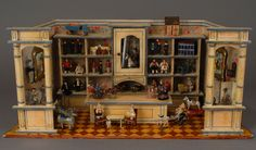 Carmel Doll Shop -Dollhouses-