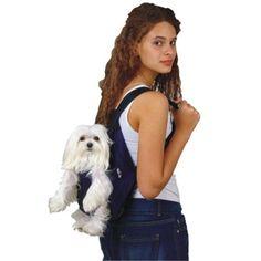 Mochila Canguru Rosa Bag Dog - MeuAmigoPet.com.br #petshop #cachorro #cão #meuamigopet