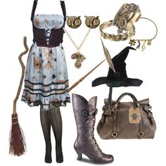 Issie is a Witch, created by sayrabeth on Polyvore