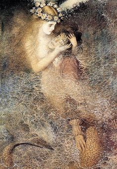 Die kleine Meerjungfrau - Hans Christian Andersen