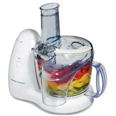 The Hamilton Beach 70550 Prep Star is an economically priced full-size food processor putting a family-size food-processor's versatility and ease into a cook's hands at a bargain price.