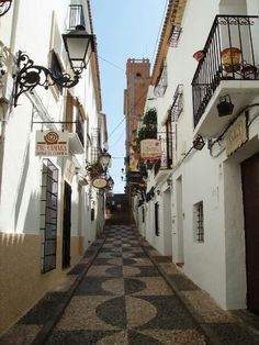 Altea, Spain Need to head off and visit family!