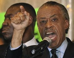 Al Sharpton incites riots, racism, and a black culture of anger. How is that helpful?