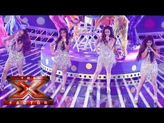 4th Impact work it out... Beyoncè style! | Live Week 3 | The X Factor 2015 - YouTube