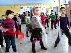 kleuterdans carwash 2011 - YouTube