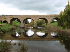 The Richmond Bridge Tasmania