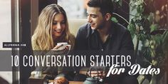 conversation starters for dates
