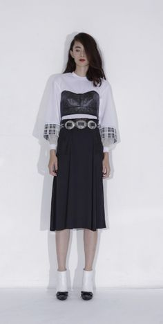 LOOK | 2015 SS TOKYO COLLECTION | TOGA PULLA | COLLECTION | WWD JAPAN.COM