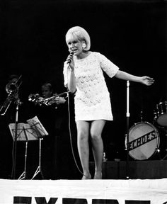 Dusty Springfield I Just don't know what to do with myself....