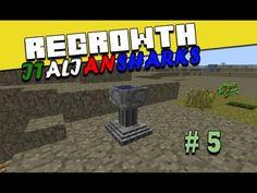 Regrowth ITA Minecraft Ep 5 - Bacinella dell'acqua santa | petal apotechary- #minecraftita
