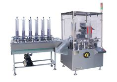 BAGs and SACHETs CARTON BOX PACKING MACHINE ...