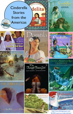 Worldwide Cinderellas, Part the Americas. Collection of original and traditional Cinderella stories from North America, Mexico, and the Caribbean. Books For Boys, Childrens Books, Super Reader, Fairy Tales Unit, Cinderella, Library Themes, Library Lessons, Cartoon Network Adventure Time, Inspirational Books