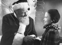 """Miracle on 34th Street - """"faith is believing when common sense tells you not to"""""""