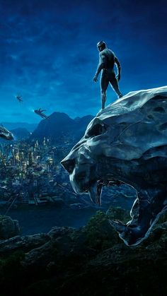 MCU Black Panther (Poster)