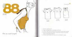99 formas de customizar sua camiseta - Buscar con Google