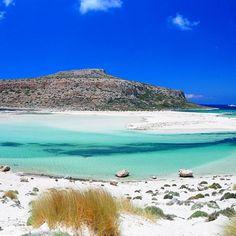 Balos Beach, Kissamos, Chania, Crete, Greece