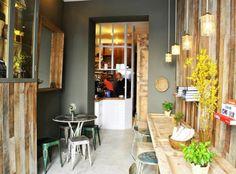 Huelen a madera, tienen sofás y sirven cócteles: así son los nuevos cafés. Noticias de Estilo