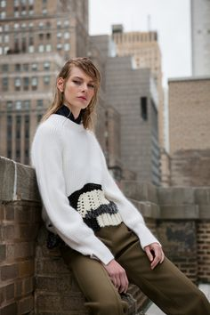 Fall 2016 Trend: Embellished Sweaters