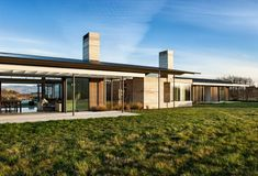 Wairau Valley House by Parsonson Architects. | New Zealand