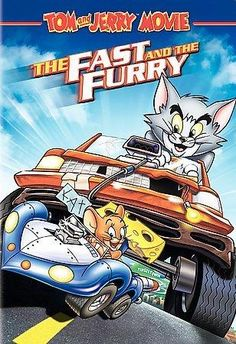 Tom and Jerry: The Fast and the Furry (DVD) by Warner