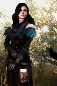 Why Yennefer Is Better Than Triss: 7 Reasons. Witcher 3: The Wild Hunt w/SPOILERS Witcher 3 Yennefer, Yennefer Cosplay, Witcher Art, Yennefer Of Vengerberg, The Witcher Wild Hunt, The Witcher Game, Dream Fantasy, Fantasy Girl, Fantasy Characters