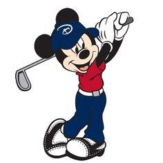 Disney's Magnolia Golf Course - Orlando, Florida Photos Mickey Mouse, Mickey Mouse Art, Mickey Mouse Wallpaper, Mickey Mouse And Friends, Cartoon Wallpaper, Walt Disney, Disney Art, Golf Clip Art, Golf Art