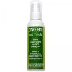 Serum limonkowo- czekoladowe BINGOSPA one minute Body Care, Shampoo, Lime, Personal Care, Chocolate, Bottle, Makeup, Beauty, Products