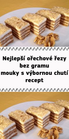 Czech Recipes, Cereal, Deserts, Food And Drink, Low Carb, Gluten Free, Cookies, Breakfast, Bakken