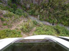 Teleferico, Monte→Jardim Botanico, Madeira Portugal (Luglio)
