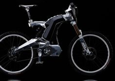 'The Beast' is a High-Performance Electric Cycle #robots #technology
