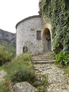 Rochecolombe Ardèche Abandon, Castle Ruins, Rhone, Holiday Travel, Where To Go, The Great Outdoors, Adventure Travel, Castles, Places To See