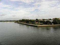 A view of Beaufort, South Carolina.