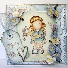 Magnolia Cards by Kim Piggott: Happy Everything Sunday.....