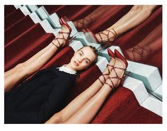 Take a look at the new Valentino campaign for Pre Fall 15