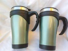 Stainless Steel Mug-Silver San Diego-16 oz University of California