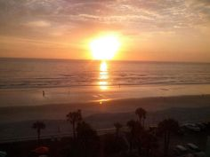 Florida Sunrise 10/22/2013 Daytona Beach
