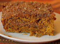 pumpkinuffin bars