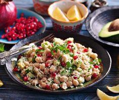 Ρεβύθια σαλάτα | Συνταγή | Argiro.gr - Argiro Barbarigou