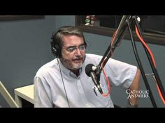 Catholic Answers-Dr. Scott Hahn answers a caller who explains that papal infallibility is a roadblock to his conversion.