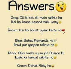 Romantic funny questions