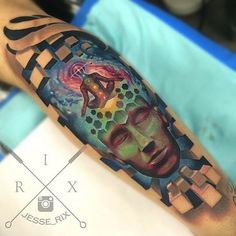 #Tattoo by @jesse_rix (ig)