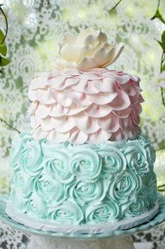 Woodland Fairy Tales Party Cake via Kara's Party Ideas